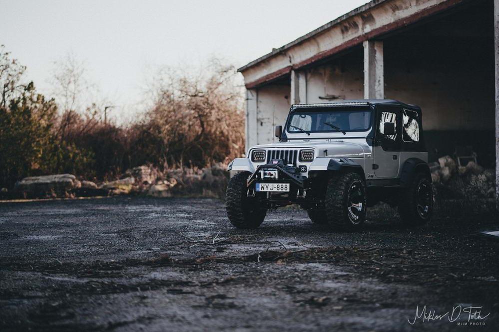 Jeep Wrangler YJ - OneMeanYJ