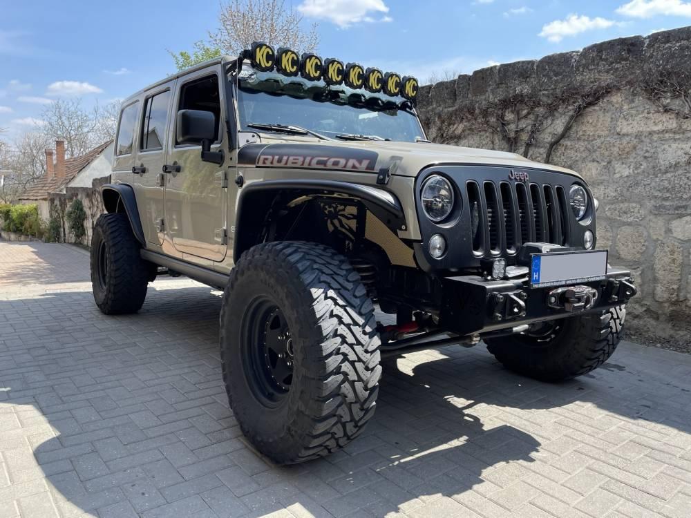 Jeep Wrangler Unlimited Rubicon Recon
