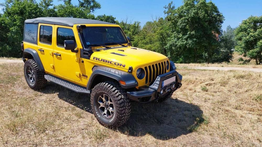 Riegler X KJW Jeep Wrangler JL Unlimited Rubicon