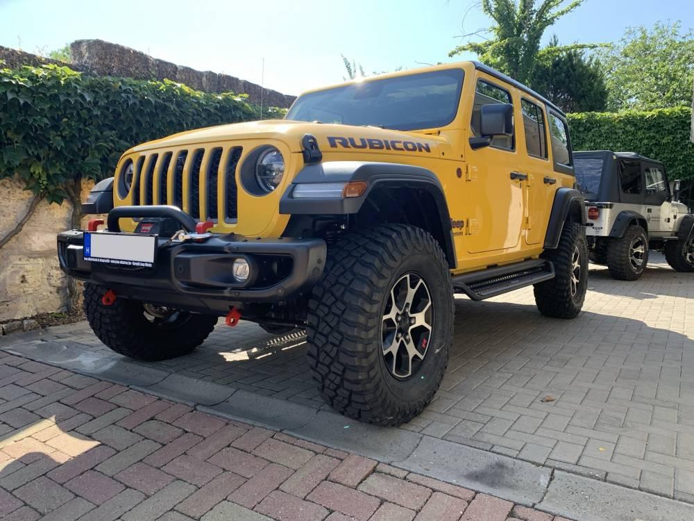Jeep Wrangler JL Unlimited Rubicon