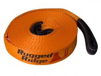 Rugged Ridge vontatókötél 2.5cm x 4.5m 4500 Kg