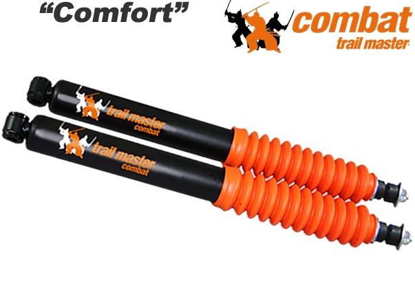 Trailmaster Combat Comfort +50mm első lengéscsillapító (2) JK