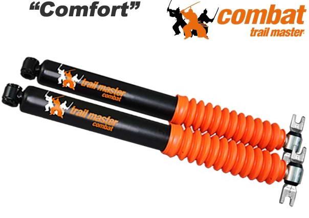 Trailmaster Combat Comfort +50mm hátsó lengéscsillapító (2)