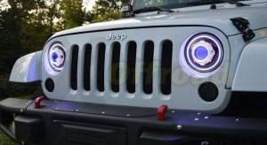 X LED T-Series fényszóró (2)