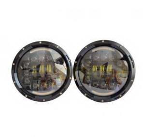 X LED 6200 fényszóró (2)
