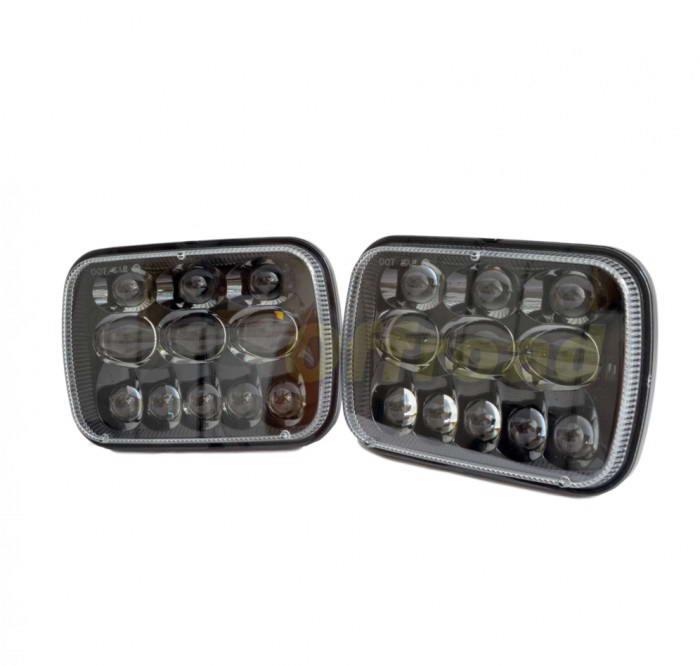 X LED 3000 fényszóró (2)