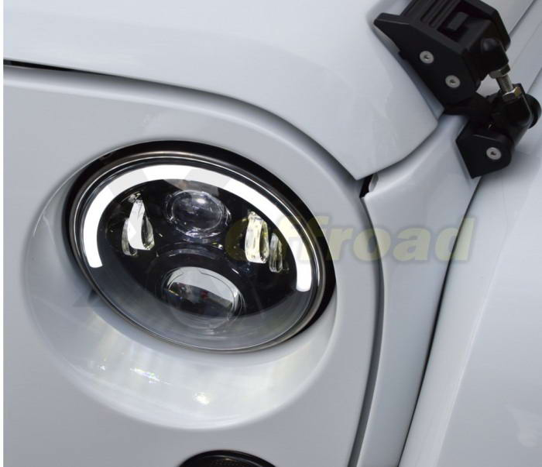 X LED 8100 Fényszóró (2)