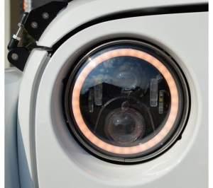 X LED 9000 fényszóró (2)