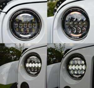 X LED 6100 fényszóró (2)