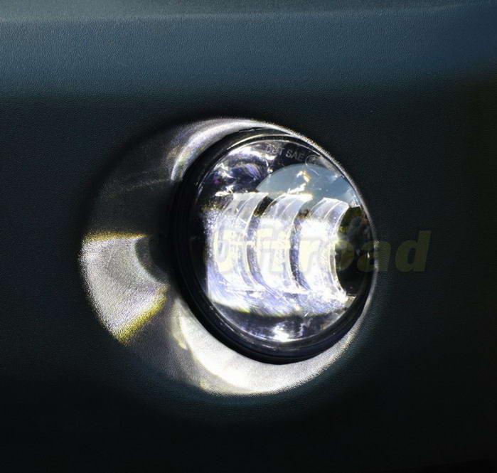 X LED D-Style ködlámpa (2)