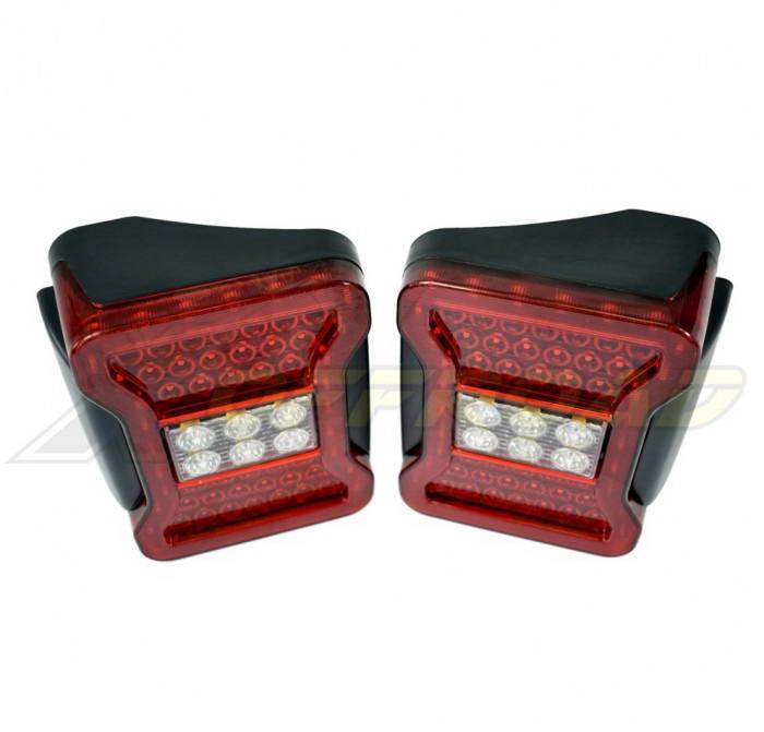 XOR JLS LED hátsó lámpa (2)