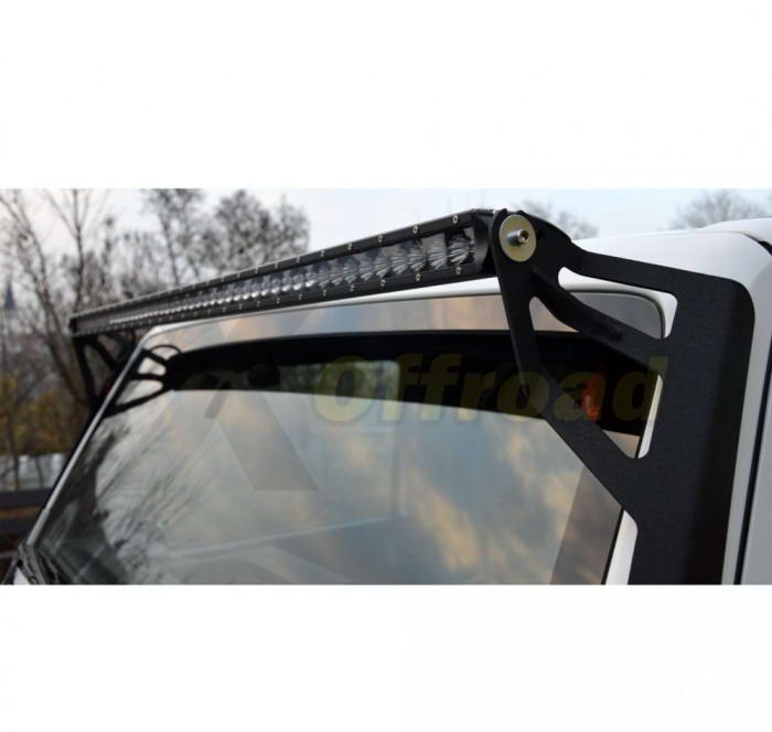 XOR 51' 5D LED Fényhíd +tartó