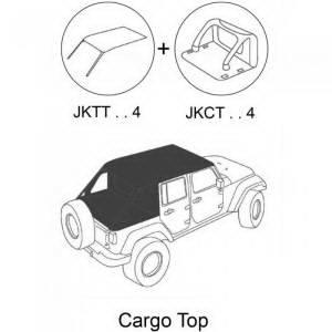 SunTop Cargo Top szett JL 4dr