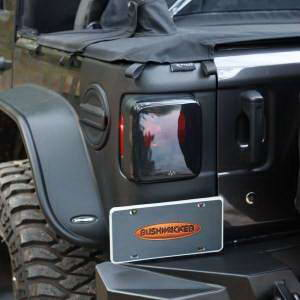 Bushwacker Trail armor JL 4dr
