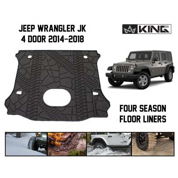 OVS King csomagtértálca JK 4dr 14-18