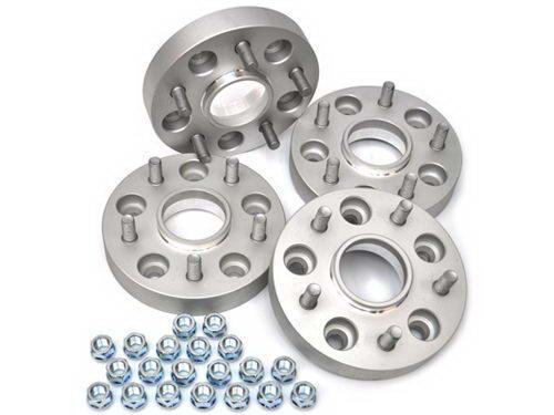 Alumínium nyomtávszélesítő +30mm/oldal