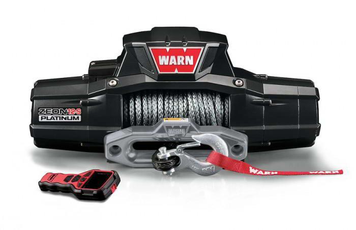 Warn Zeon 12-S Platinum 5400Kg 12V
