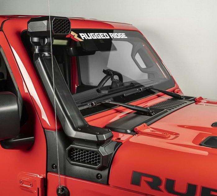 Rugged Ridge XHD Modular Snorkel 2.0, 2.2L