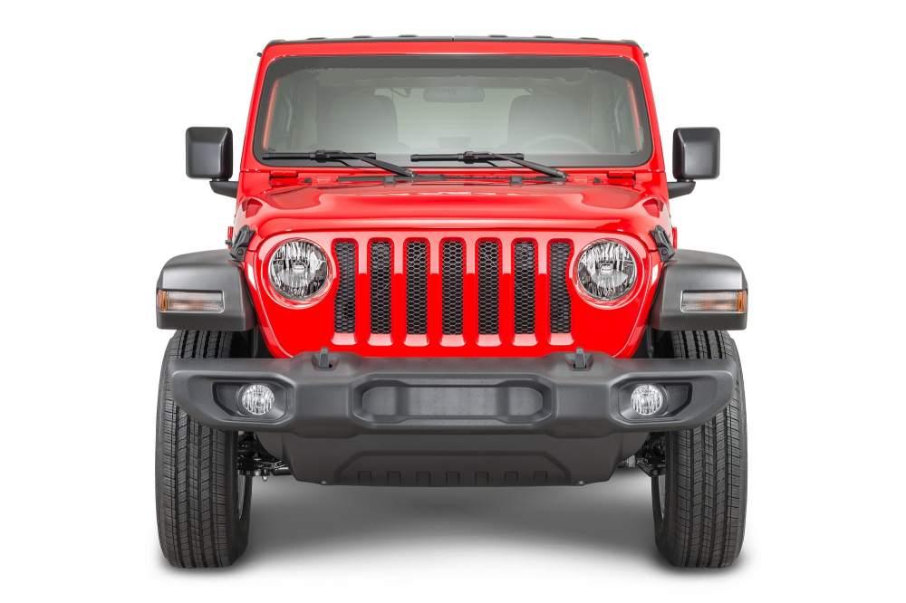 Jeep Wrangler JL (18-)