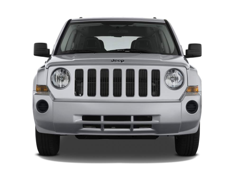 Jeep Compass, Patriot MK (07-16)