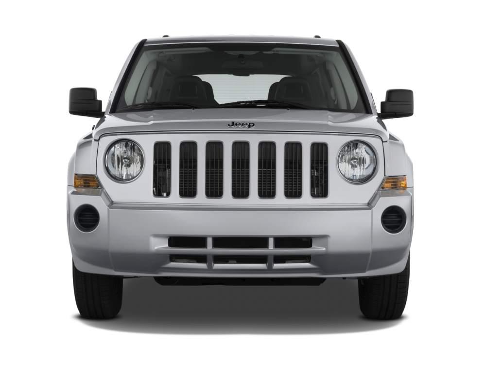 Jeep Compass, Patriot MK (07-16)