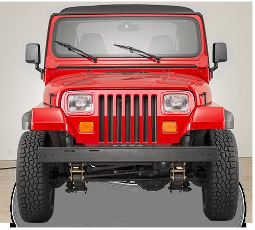 Jeep Wrangler YJ (87-95)
