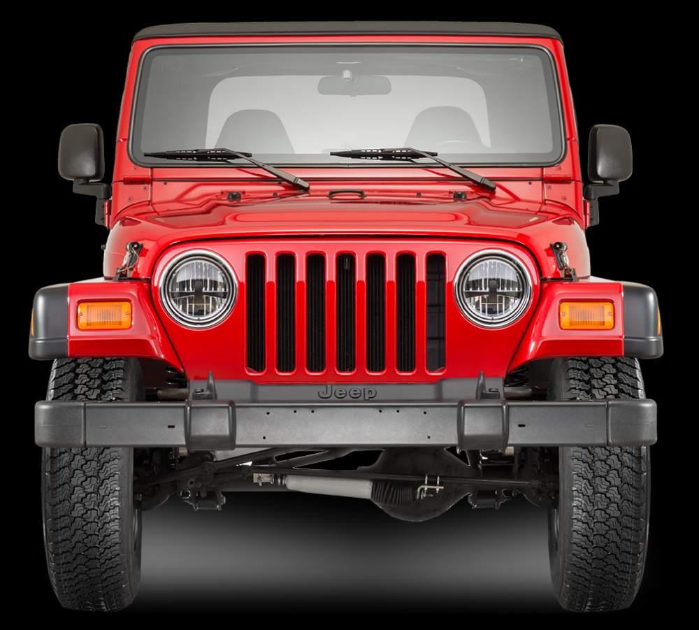 Jeep Wrangler TJ LJ (96-06)